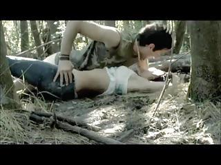 Sex Scene In The Woods From A Mo...