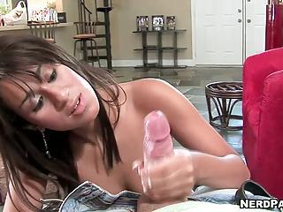 Missy Vega Getting A Handful Of...