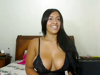 Latina Shows Her Bubble Butt On...