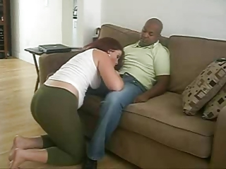 Redhead Latina Wife and BBC