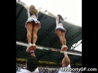 Teen Cheerleaders GFs!