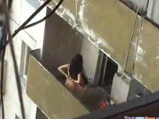 Voyeur Tapes The Neighbors Havin...