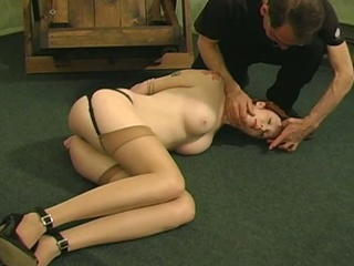 Girl Gets Fucked And Dominated