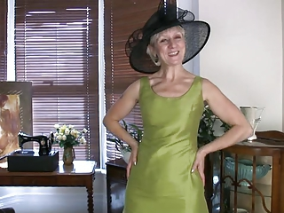 Mature Mom Shares First Naughty...