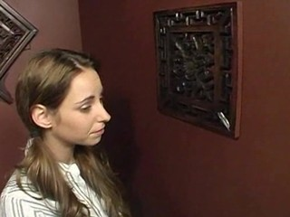 Amateur Gloryhole Teen