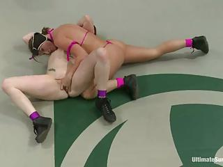 Rowdy Ariel Carmine Takes On Thi...