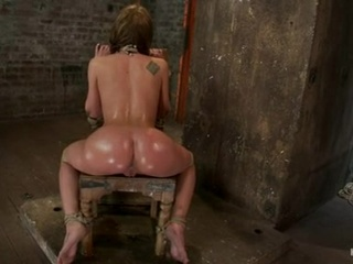 Amy Brooke Hog Fastened With A H...