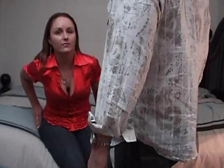Shannon - You will not cum or I cut your balls off