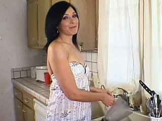 Fucking Her Younger Step-son