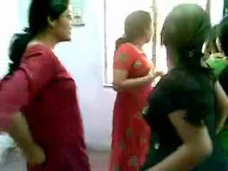 Sexy Dancing Indian Women