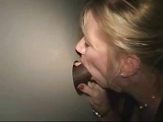 Mature Blonde Creampie In Glory...