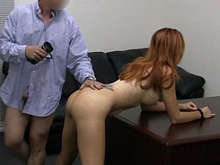 Bent Over A Desk And Fucked Slow...