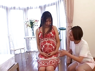 Japanese Nurse Takes Punctiliousness Of Her...