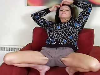 Rosy - Wet Hairy  Pussy