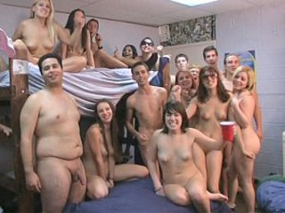 Funny Groupsex Party Student
