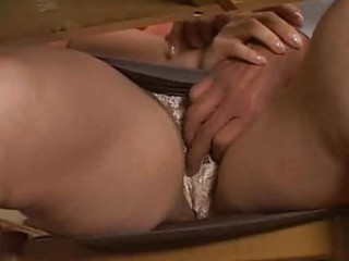 Wife fucked during dinner by hubby