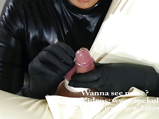Cum Inspection With Peehole Soun...