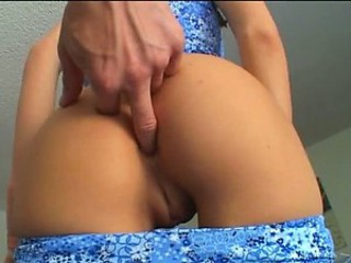 Kinky Brunette Teen Taylor Rain Sucks Cock and Gets Her Hot Ass Fucked