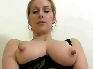 Blonde Extreme MILF Nipples