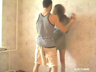 Young Russian Ungentlemanly Meretricious to Sex