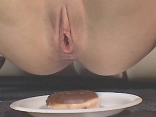 Anal Creampie For The Kirmess In Fishnet Kelly Wells
