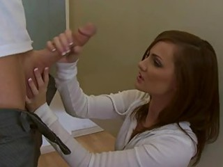 Tattooed Squirting Teen Lily Carter Gets a Facial and a Cum On Tits