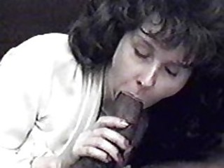 This brunette mature just loves new cocks