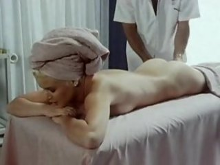 Massage leads to fingering and hot fucking