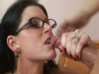 India Summers revels far the taste of creamy man pie out of reach of her lips