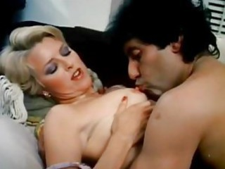 Vintage licking and sex
