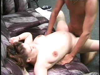 Preggo Fucks Her Husband's Friend