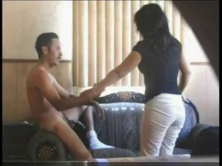 Hot Latina HIDDEN CAM FUCK