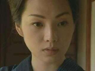 Scenes from Japanese Love Story with her getting pussy nailed