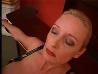 Mature Domme Worshipped
