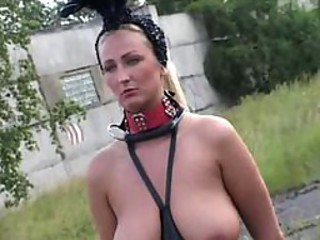 Wende - German Girls Fucked By Big Cocks