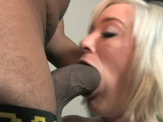 Naomi Cruise gets throat fucked by a colossal cock