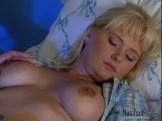 Allison big natural boobs make a stud crazy