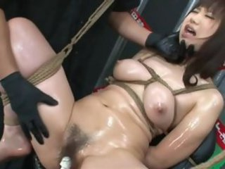Hana Tied and Tormented