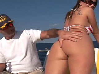 Taylor Rides A Big Hard Dick