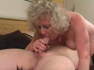 Neighbor fucks the granny foetus hard