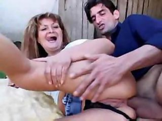 Mature lady gives up all say no to holes be required of the hungry hard dick