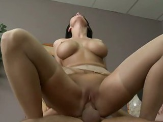Dylan Ryder facial from a spurting fuckstick