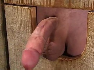 Handjob And Machine Jerk