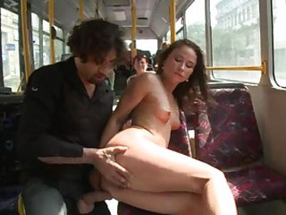 Filthy fuck slut enjoys getting her snatch pounded