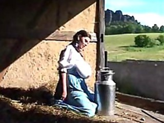 Big titted Milena Velba in non-stop milking....