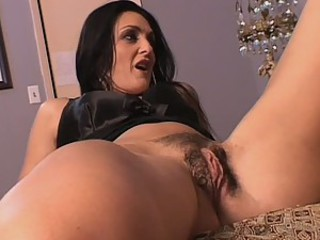 Be in charge Brunette MILF Lake Russell Gets Her Pussy Shaved and Creampied