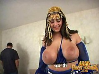 Dolly Arafat  - Big Juicy Arabic Juggs