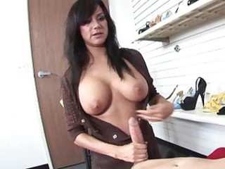 Watch this amazing handjob by this hot big tit fucker Nadia Styles