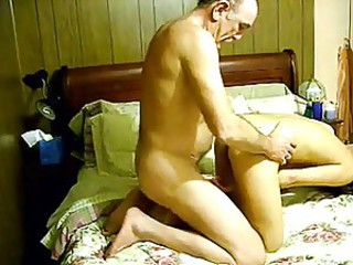 Doyenne Couple Home Video 5 Wear-Tweed