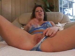 She groans and moans during hot sex
